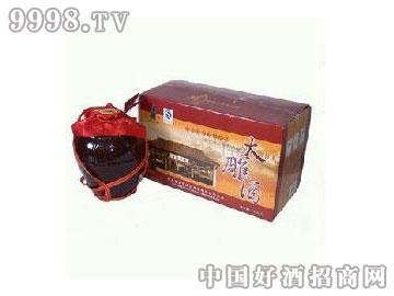 咸亨酒店陶坛太雕酒2.5kg