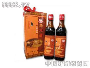 咸亨酒店八年陈太雕酒500mXl2瓶