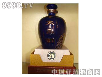咸亨酒店二十五年陈太雕酒(1L)