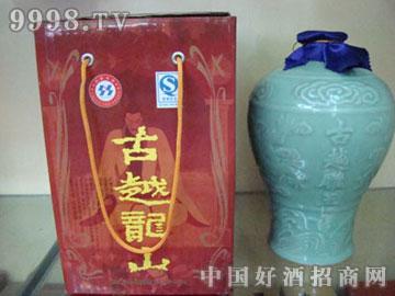 咸亨酒店三十年古越龙山太雕酒
