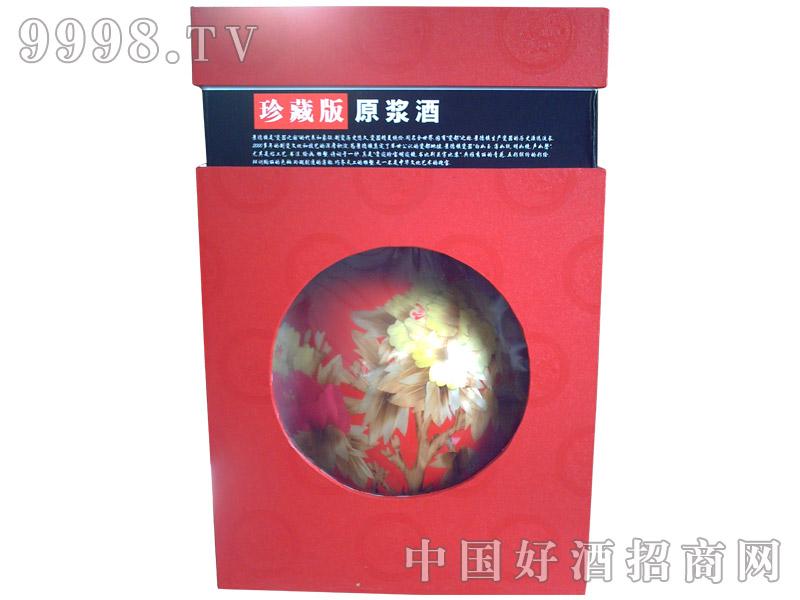 珍藏版原浆酒3000ml(红)