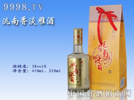 洮南香淡雅酒
