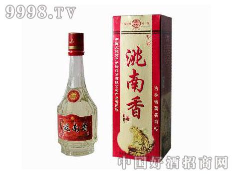 珍品洮南香酒