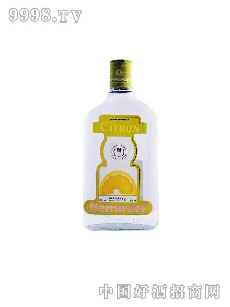 雷米诺夫柠檬味伏特加
