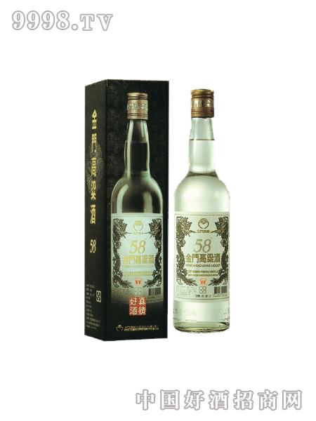 金门高粱酒(白金龙)