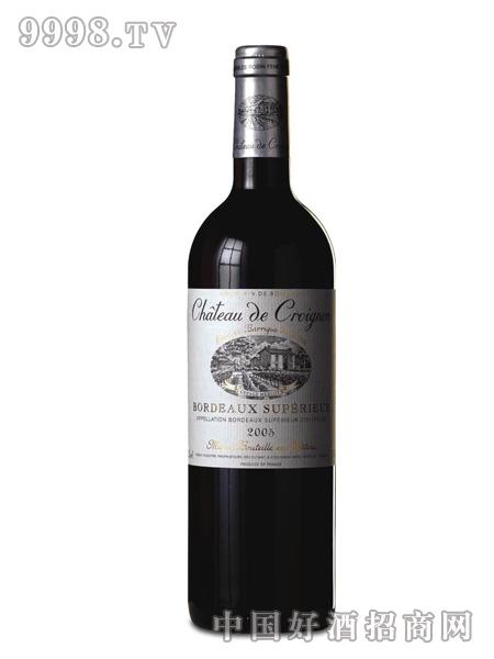 蒙大叶美爵城堡干红葡萄酒