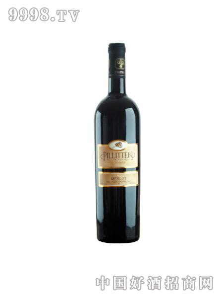 普瑞丽卡本纳梅洛红葡萄酒