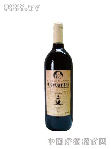 塞万提斯红葡萄酒