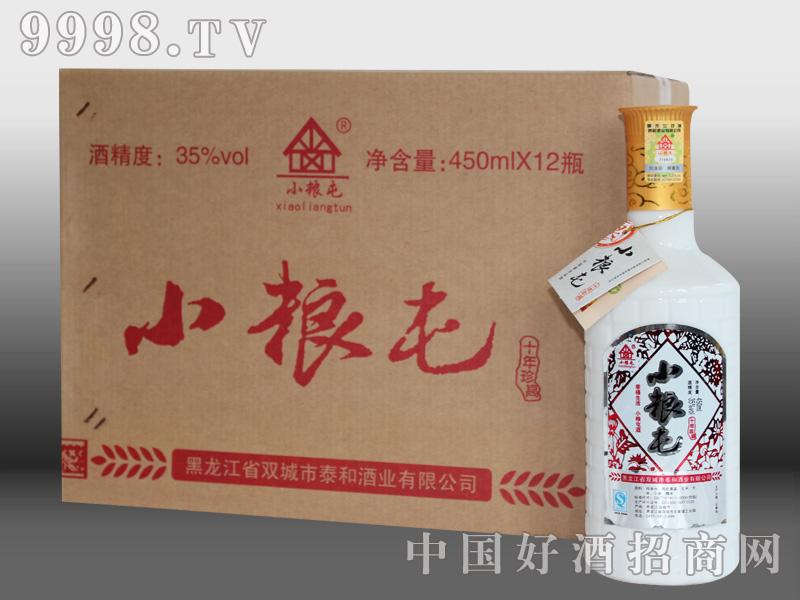 小粮屯珍高酒35度450ML(10)