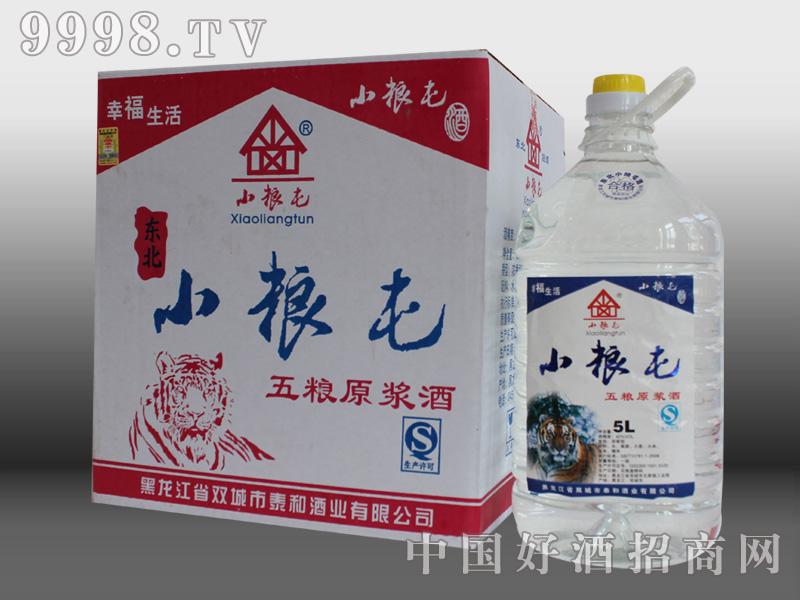 小粮屯原浆5L42度-桶酒