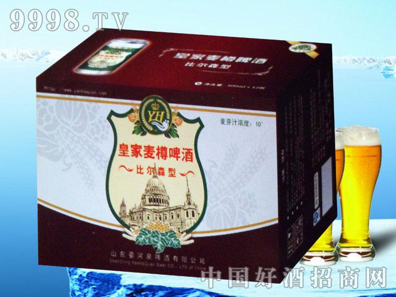 皇家麦樽啤酒-比尔森型(箱)