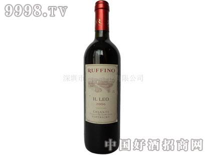 进口葡萄酒鲁芬诺基昂蒂雷欧精选红