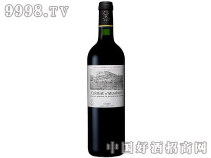 奥希耶古堡干红进口葡萄酒