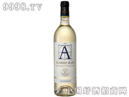 拉菲家族奥希耶古堡奥希耶干白进口葡萄酒