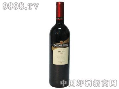 南非进口葡萄酒尼德堡酒园酒师特酿设拉子