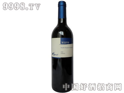 澳大利亚蓝海浪穗乐仙葡萄酒