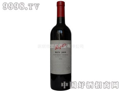 澳大利亚奔富酒园BIN389加本力干红葡萄酒
