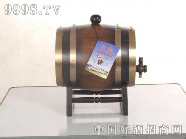新雅3L橡木桶干红葡萄酒