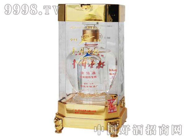 中国金都金箔酒