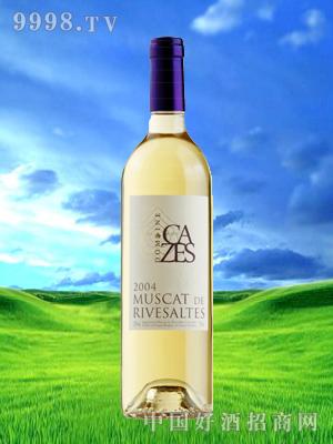 卡兹里维尔特甜白葡萄酒
