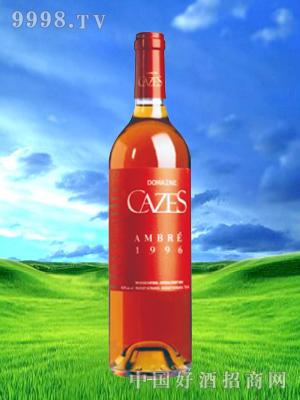 卡兹岸标加度甜白葡萄酒