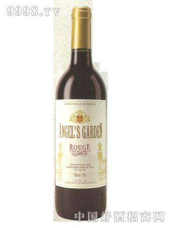 天使之园 红葡萄酒