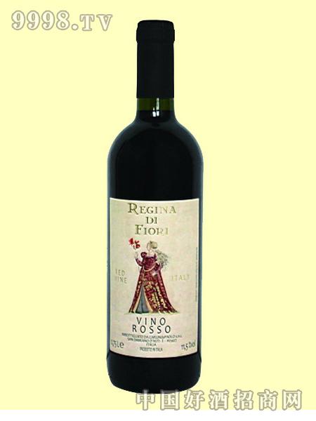 女王·菲安妮干红葡萄酒