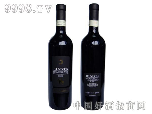 蒙费拉托 罗索干红葡萄酒