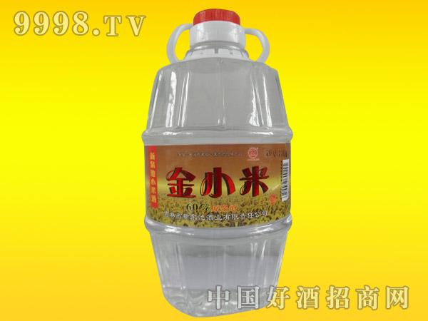 金小米原浆酒