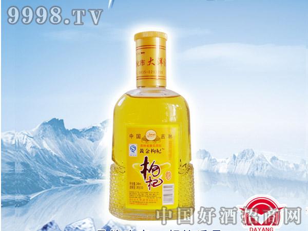 黄金枸杞酒360ML