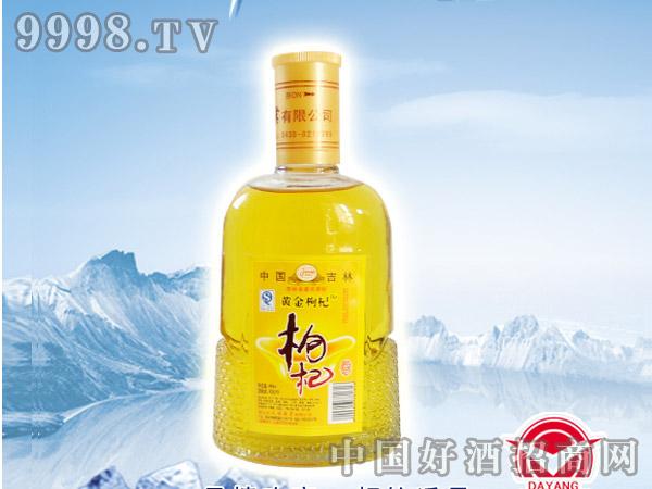 黄金枸杞酒