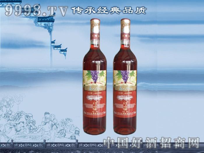 森林领地山葡萄配制酒(红)