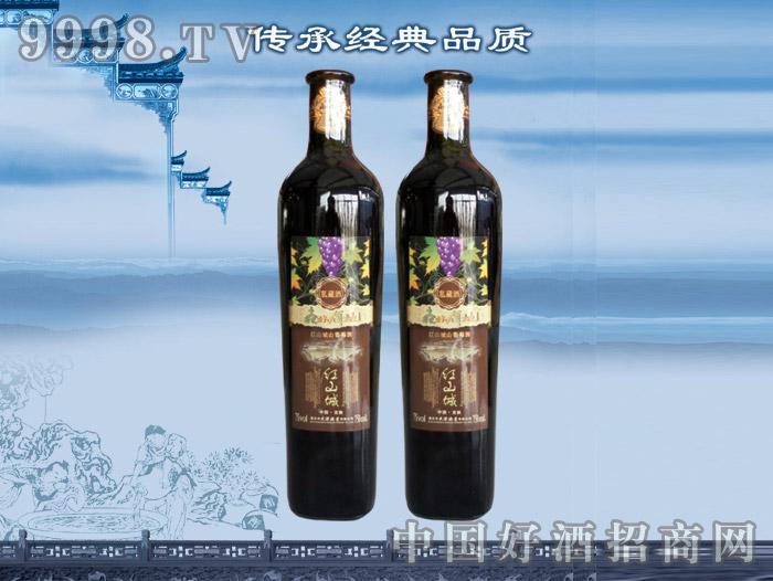 森林领地山葡萄酒私藏酒
