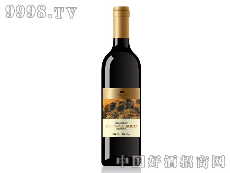 登鼎精品赤霞珠干红葡萄酒DD
