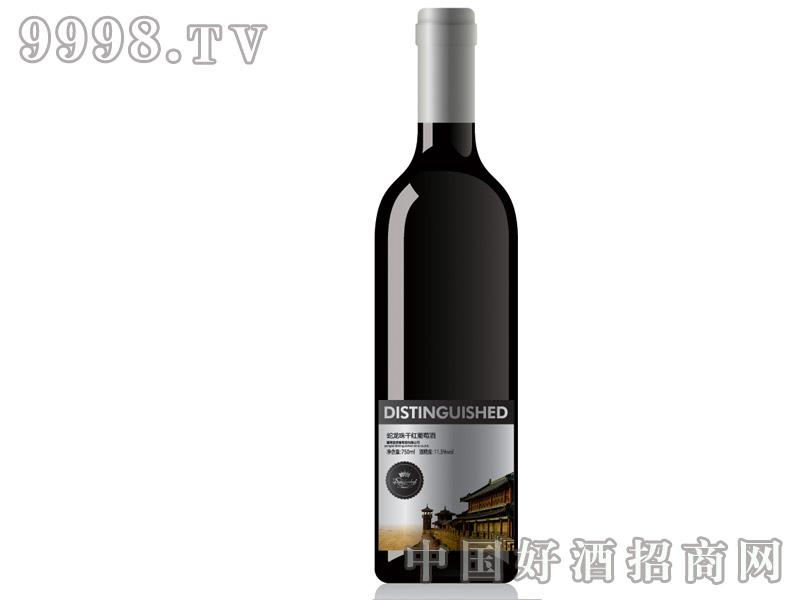 登鼎精品赤霞珠干红葡萄酒DZA