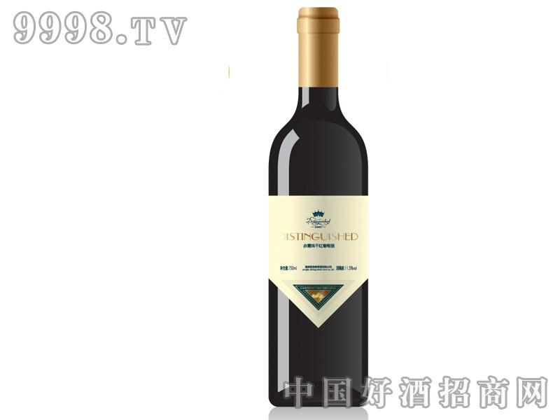 登鼎精品赤霞珠干红葡萄酒DZB