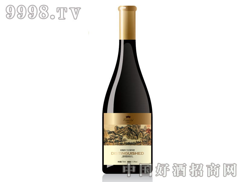 登鼎蛇龙珠干红葡萄酒DD