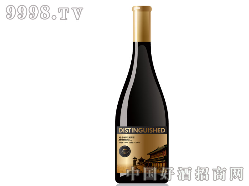 登鼎蛇龙珠干红葡萄酒DZA