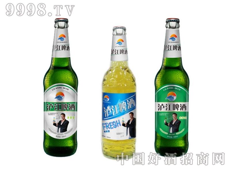 泸江啤酒麦香型瓶装组合