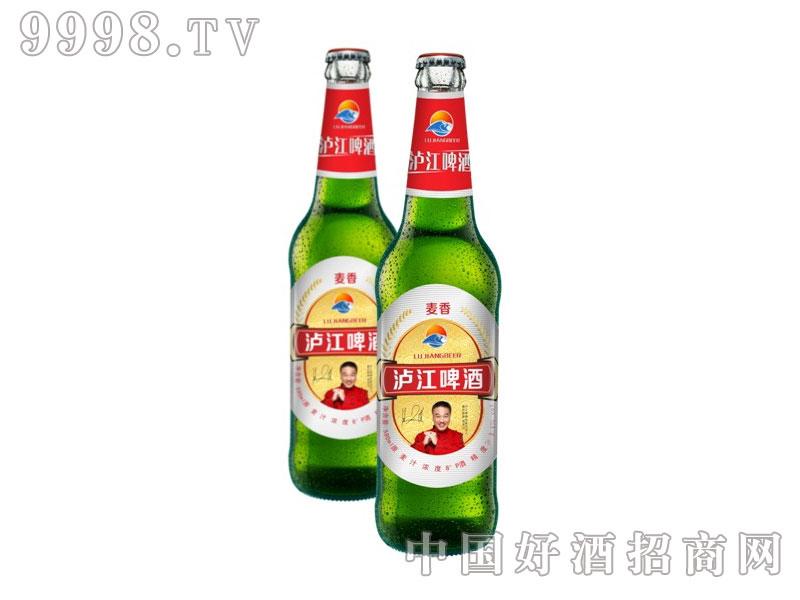 泸江啤酒麦香型