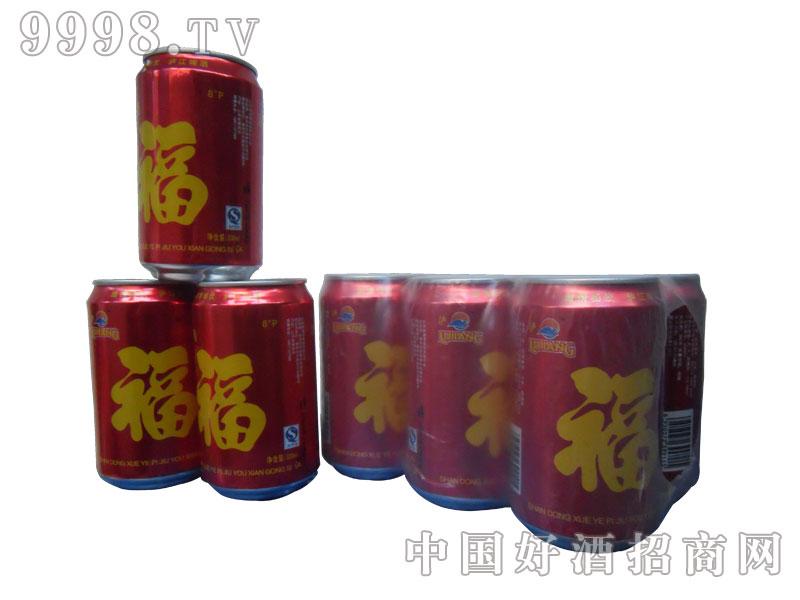 泸江啤酒福罐装