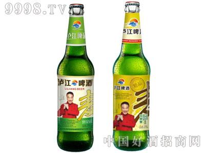 泸江啤酒麦香