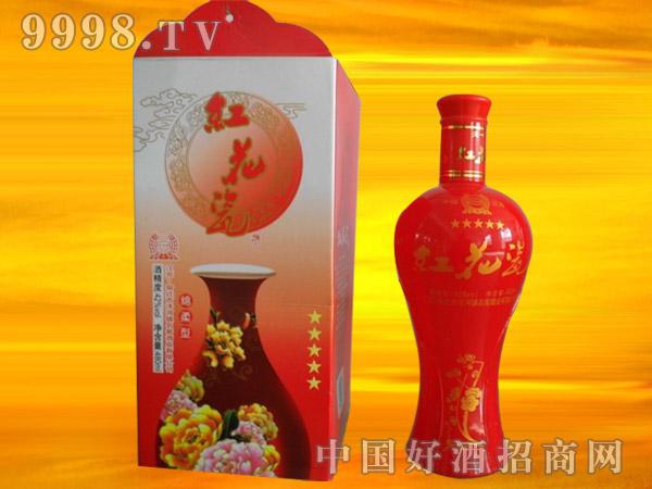 红花瓷绵柔型