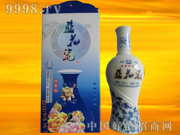 蓝花瓷绵柔型