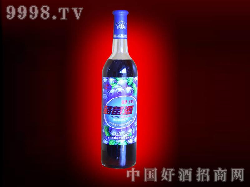 野生蓝莓酒(长白山)
