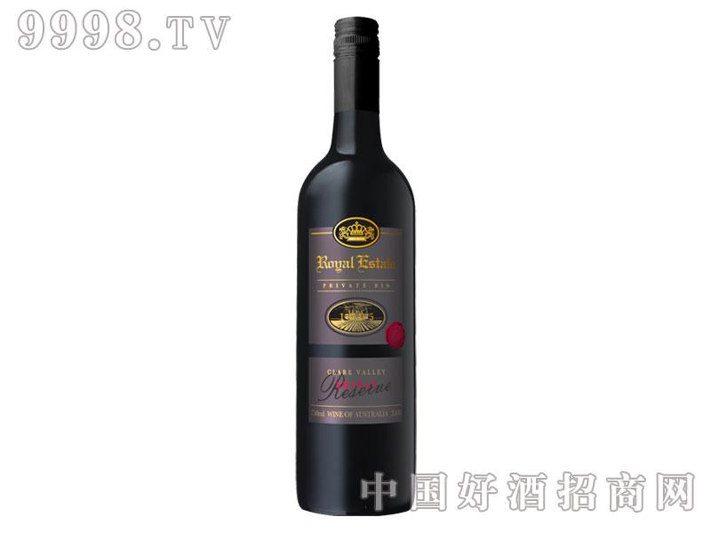 精选珍藏舍拉子干红葡萄酒