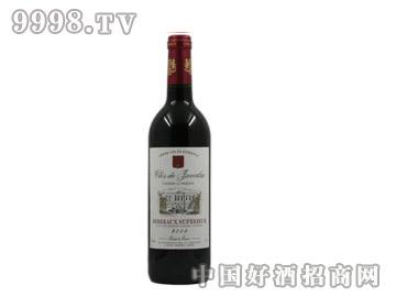 瑞西特优质波尔多干红葡萄酒