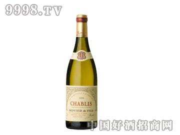 夏布利干白葡萄酒