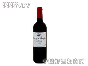塞内加酒庄干红葡萄酒