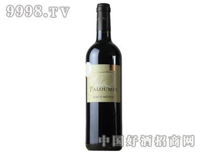 帕露梅城堡副牌干红葡萄酒